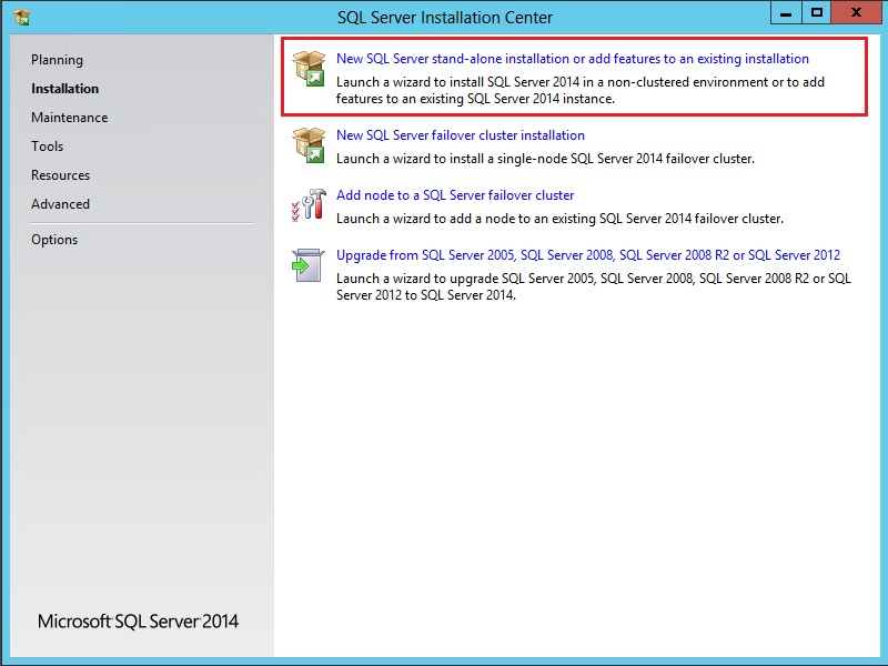 Install and configure Reporting Services 2014 for SharePoint 2013 (1/6)