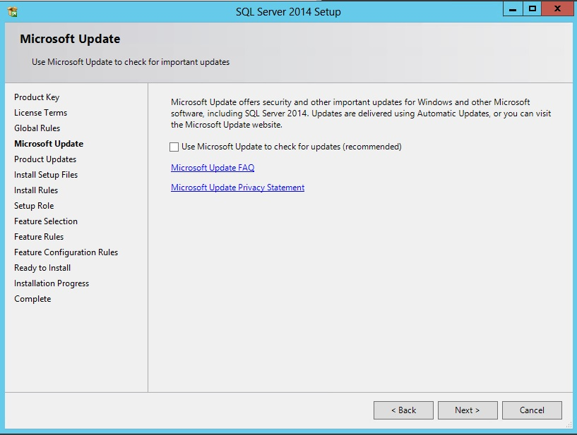 Install and configure Reporting Services 2014 for SharePoint 2013 (2/6)