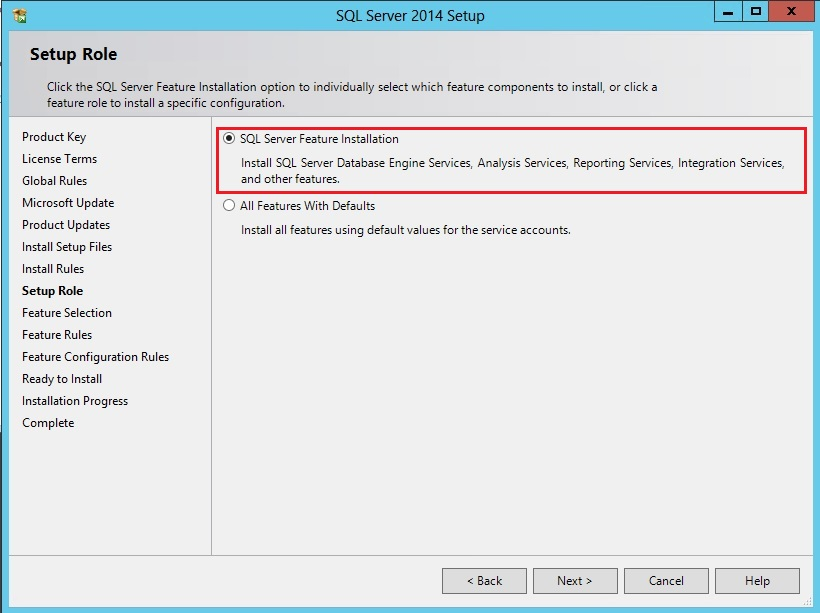 Install and configure Reporting Services 2014 for SharePoint 2013 (4/6)