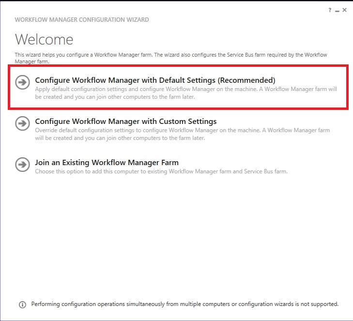 Install and configure SharePoint 2013 Workflow (2/6)