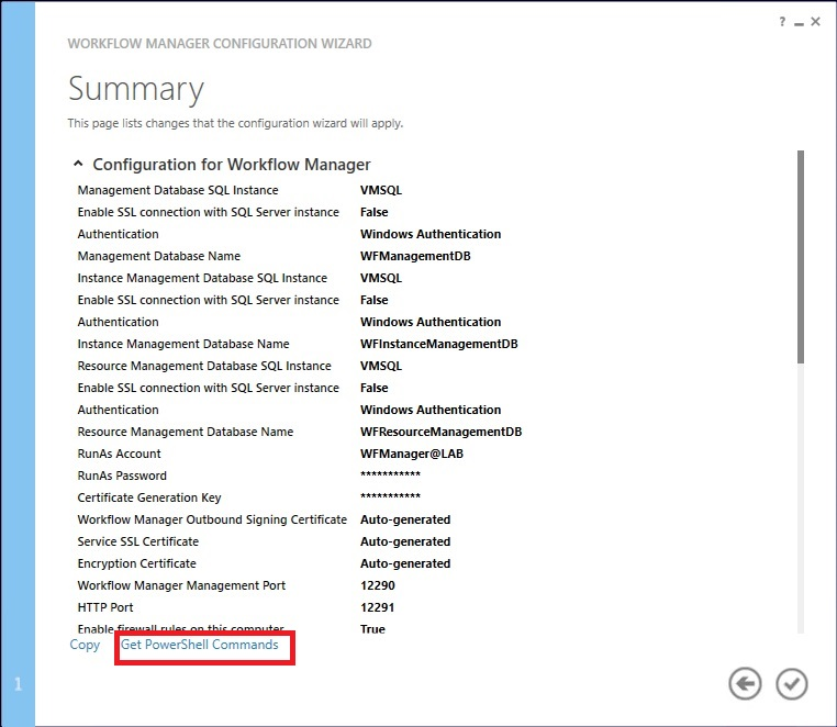 Install and configure SharePoint 2013 Workflow (4/6)