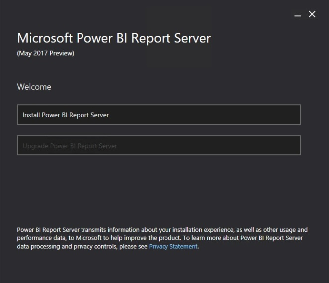 Blog_PowerBIReportServerPreview_1